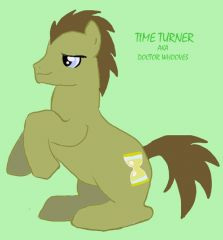 Dr. Whooves