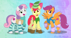 Winter Wrap Up Banner - Full