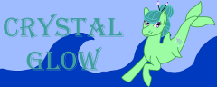 Crystal Glow's Banner