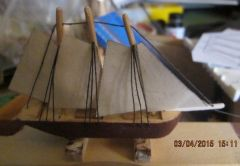 Simple Simon005 full compliment Of sails