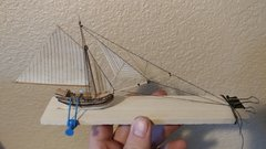 Bermuda Sloop Demo Model