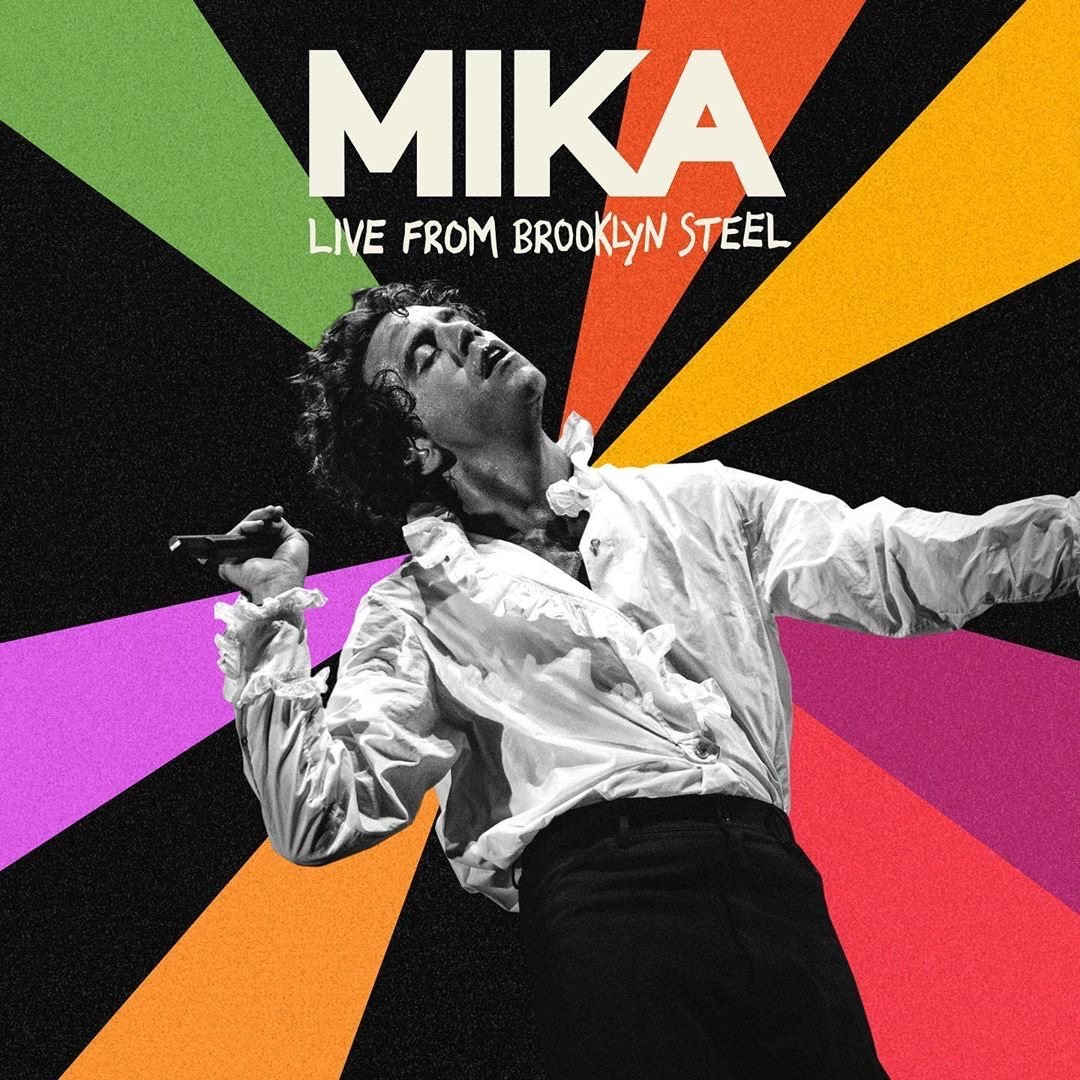Mika releases 'MIKA, Live From Brooklyn Steel'