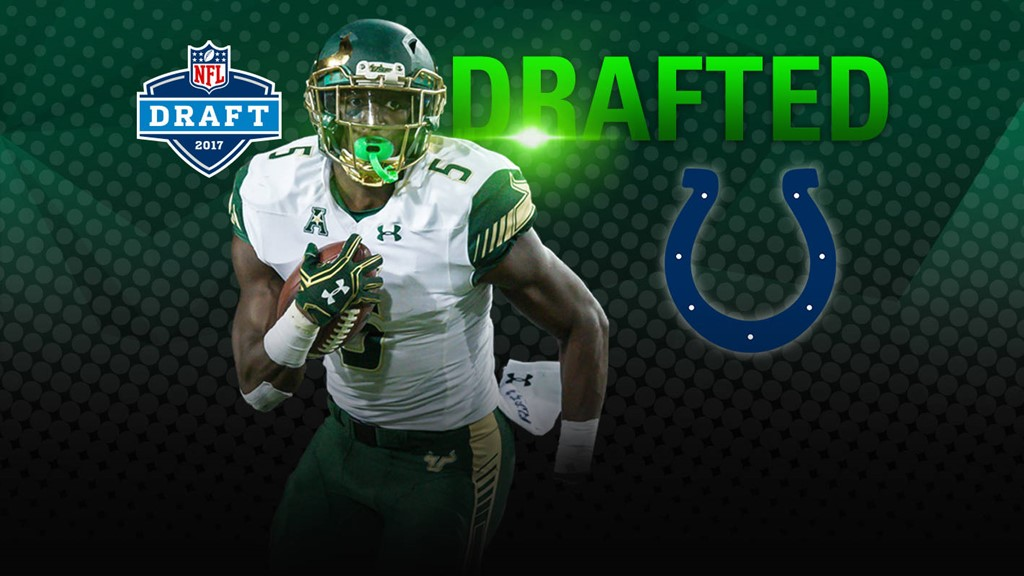 Marlon Mack Colts-Lions Virtual Watch Party