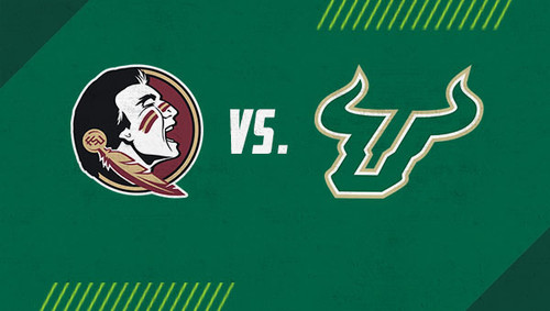 South Florida Bulls vs. Florida State Seminoles