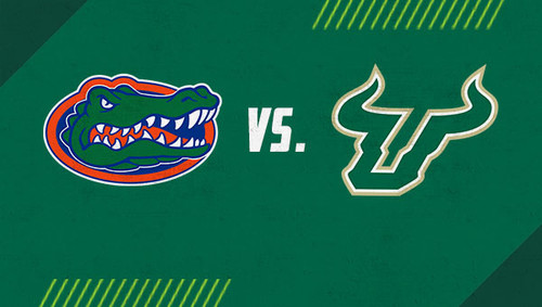 South Florida Bulls vs. Florida Gators