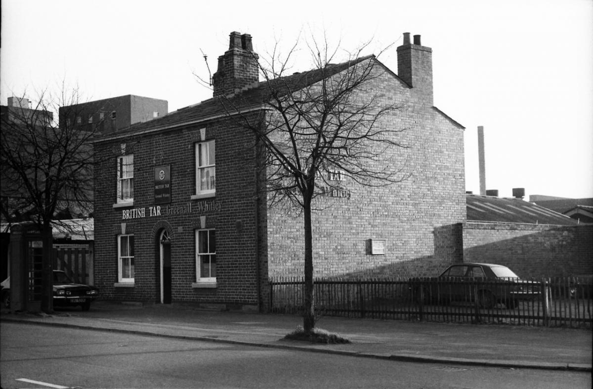 Image result for old warrington pub the vulcan