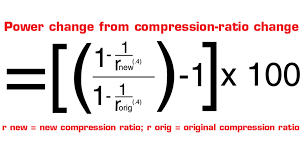 Does boosting pressure using turbo have the same effect as increasing pressure via compression ratio?