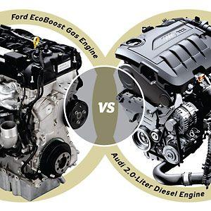 Are Gas Engines Now More Efficient Than Diesel? If yes than,give reason.
