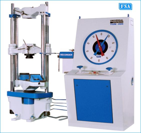 What for Universal testing machine is used ?