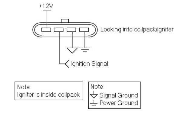 denso ls1 6 coils, no spark vi pec i series link engine management