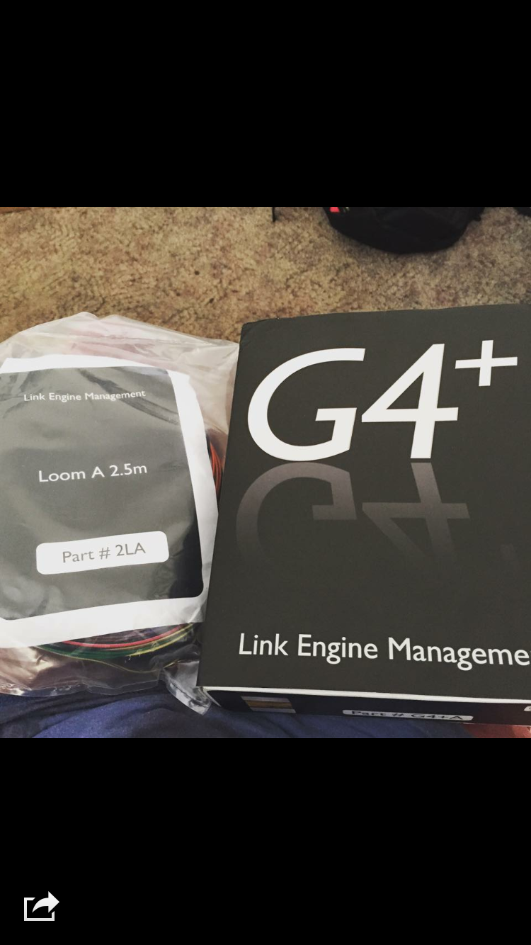 Wiring Diagram G4 Link Engine Management Image