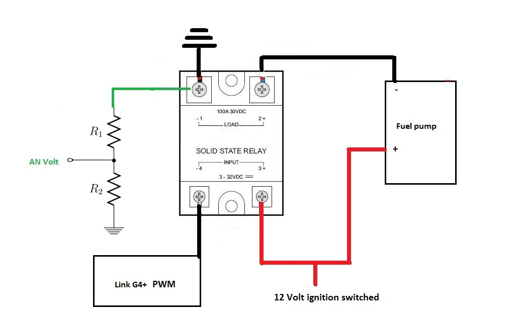 wiring diagram as well ac solid state relay wiring diagram
