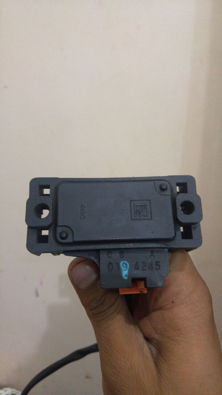 Gm 3 Bar Map Sensor Calibration - G4
