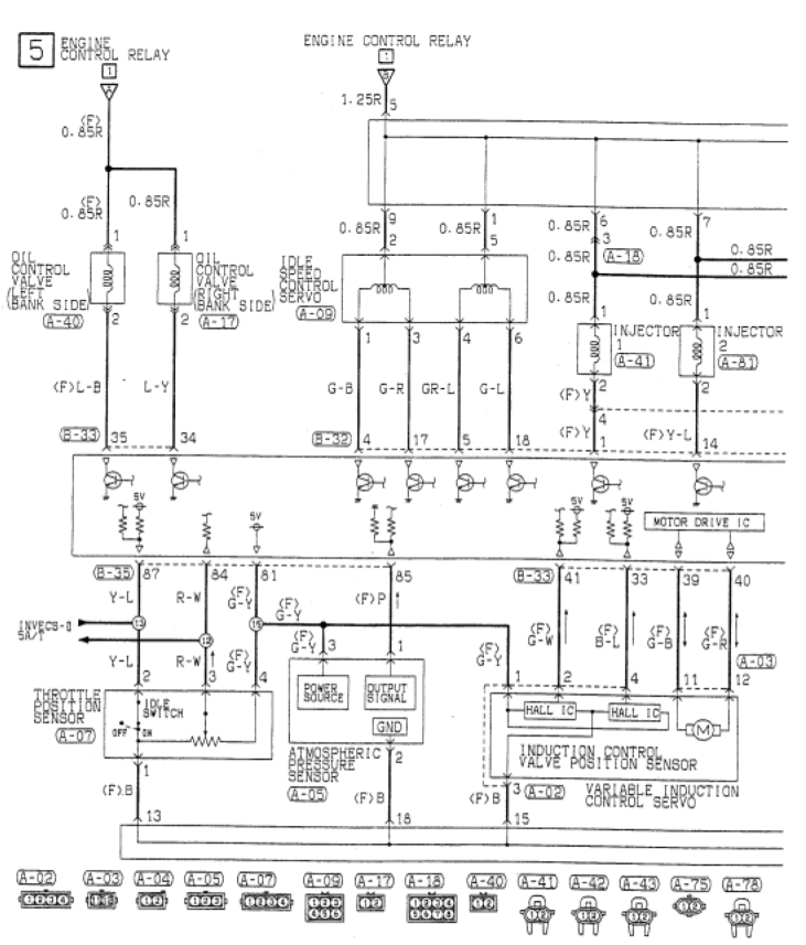 mitsubishi 6a12 advice required g4 link engine management on Alternator Wiring Diagram for mitsubishi fto wiring diagram #49 at Westinghouse Wiring Diagrams