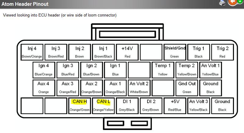 Scotts Content Page 8 Link Engine Management – Link Ecu Wiring Diagram
