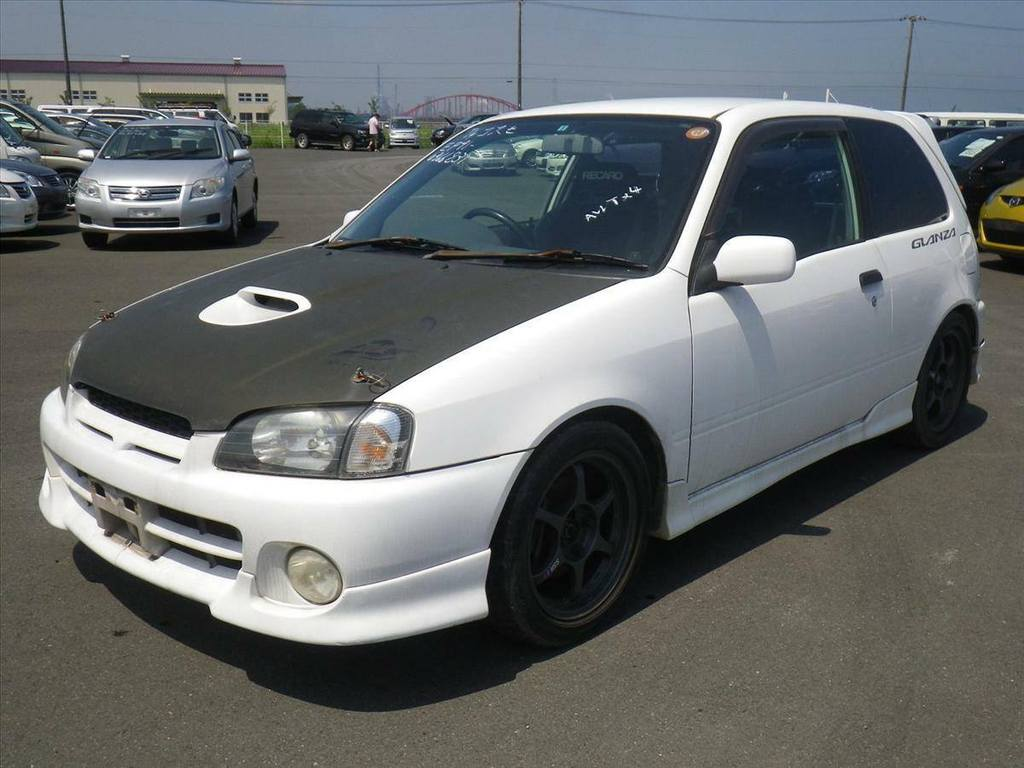 Ep91 Toyota Starlet Turbo Guest Link Engine Management
