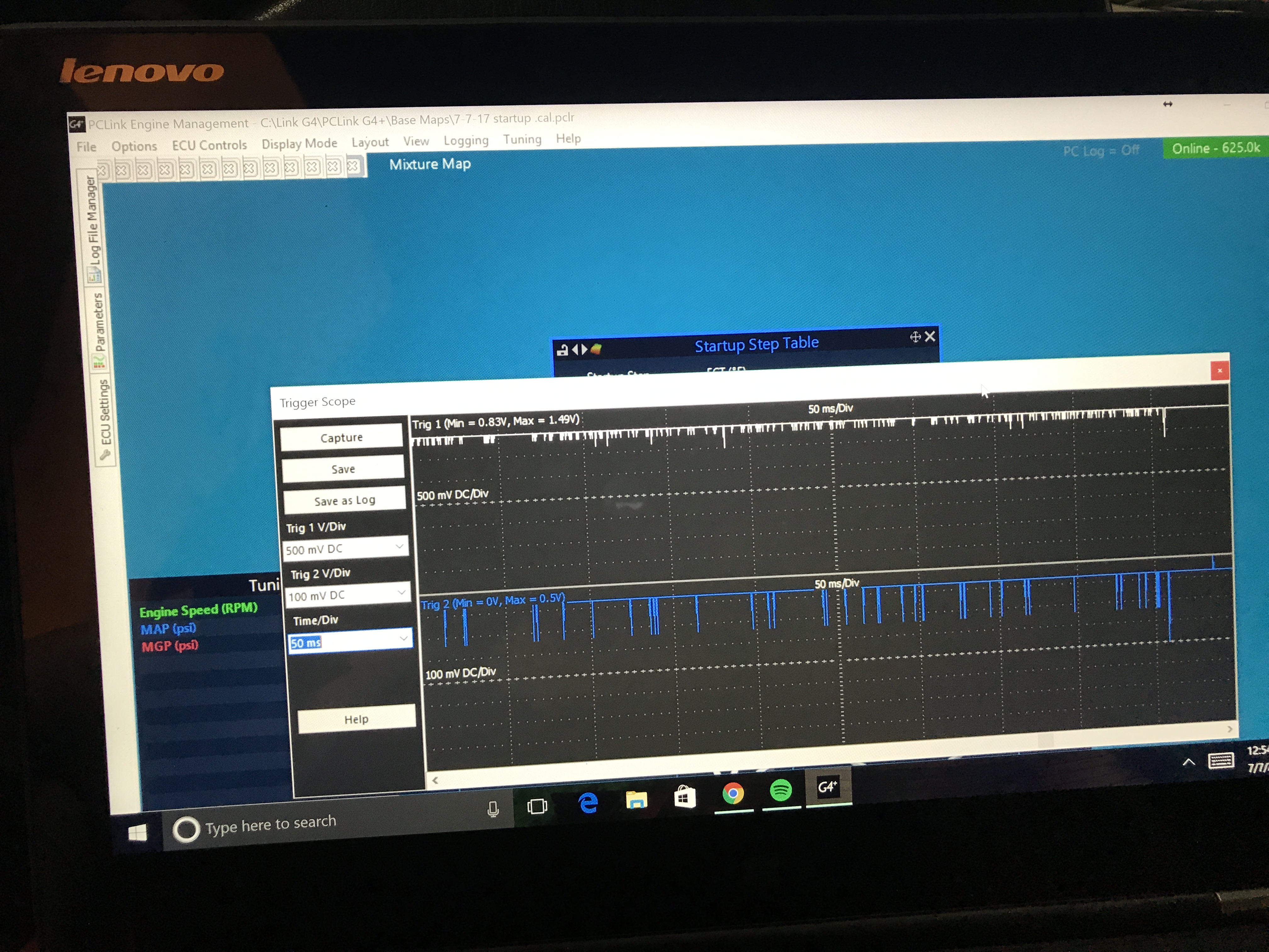 KA24DE no signal on trigger 1or 2 - G4+ - Link Engine Management