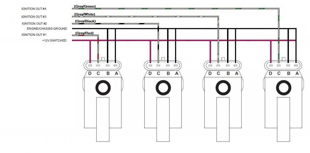 ls1 ignition coil wiring  wiring diagrams database dry