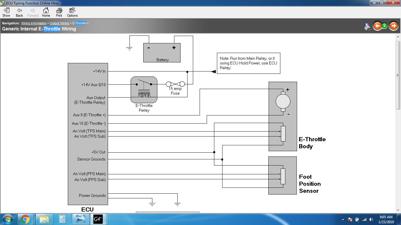 STi DBC to DBW conversion - G4+ - Link Engine ManagementLink ECU Forums