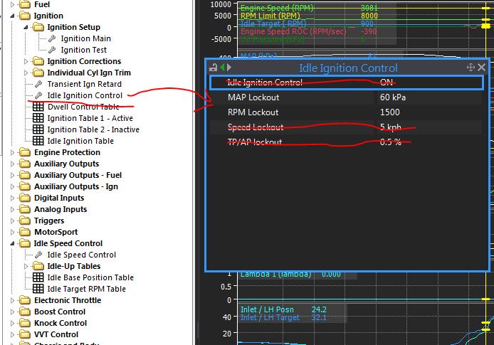 Idle Problems - G4+ - Link Engine Management