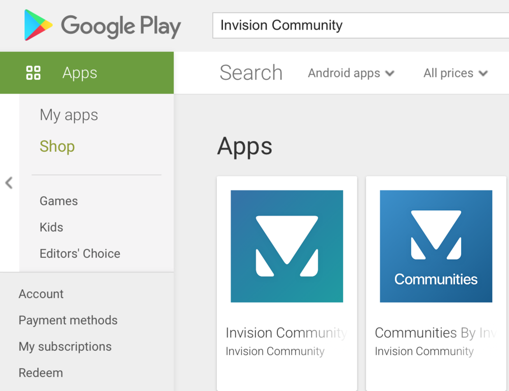 invisioncommunitiesgoogleplaytwochoices.png