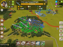 Only infantry attack on city