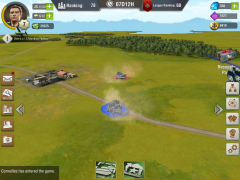 Engaging in a battle and taking over a iron mine with 6 Panzer 3s