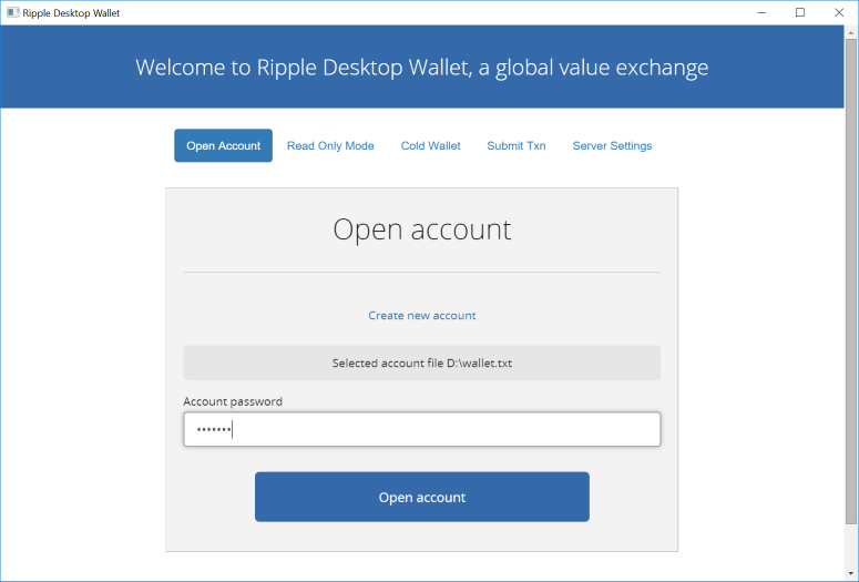 Recover Old Ripple com/Client Account - Problem Solving