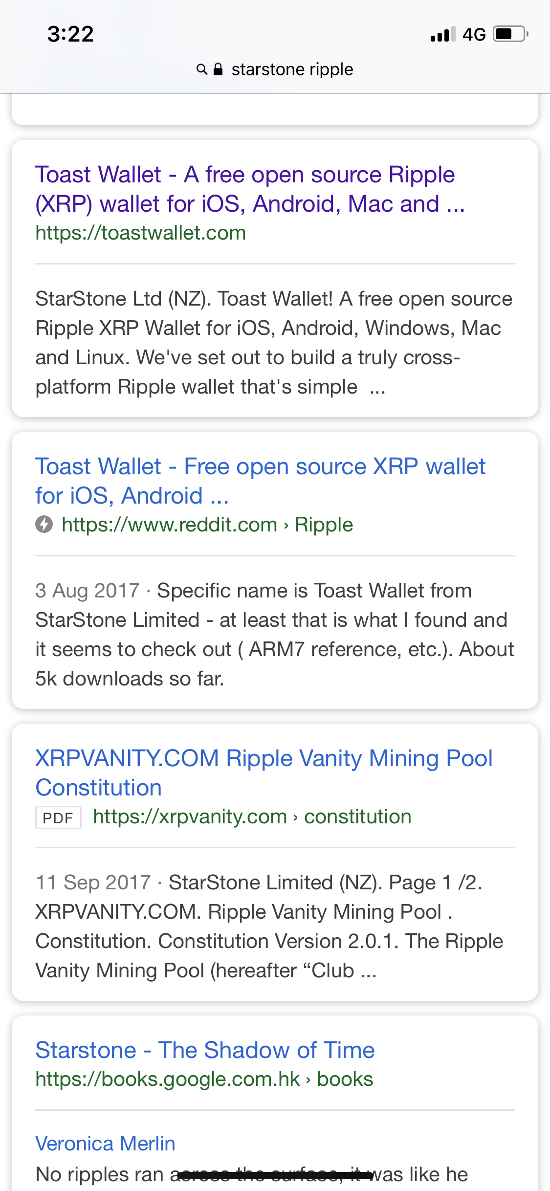 Toast wallet announces plan to sell XRP through credit card