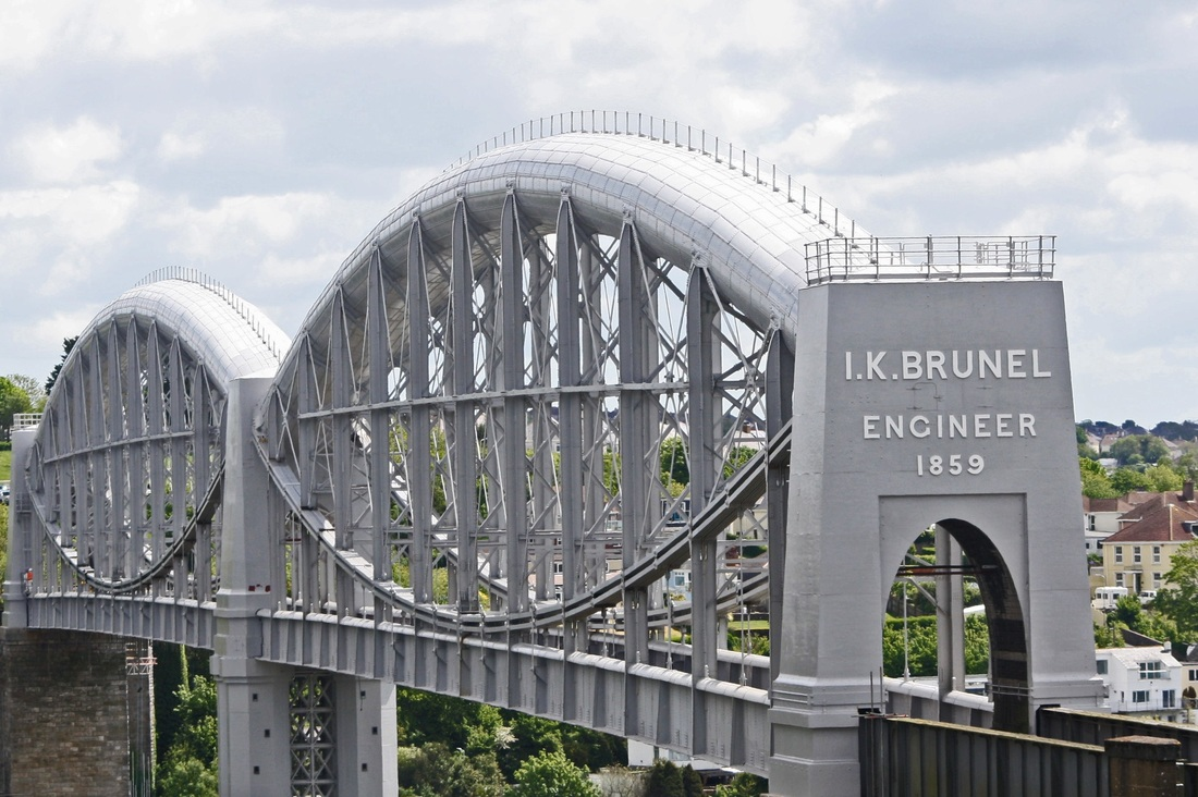 Image result for isambard kingdom brunel and his bridges