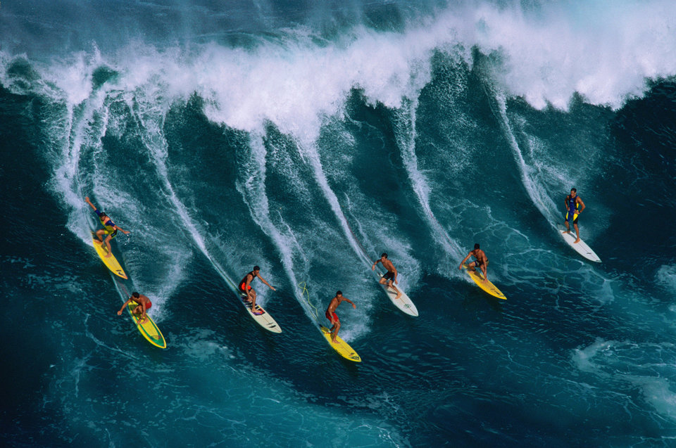 XRP Wave Surfers