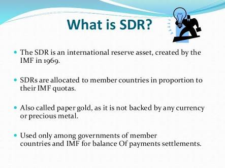 Rachel lee connecting Dots of XRP with SDR (IMF currency