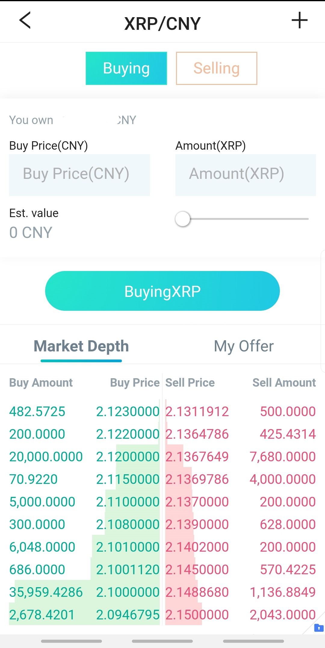 open sourced mobile wallet utoken now support trade on DEX