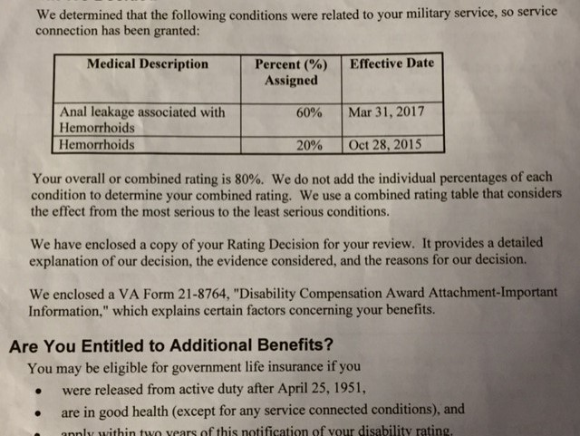 RETRO BACK PAY WRONG AMOUNT? - E-Benefits Questions - VA