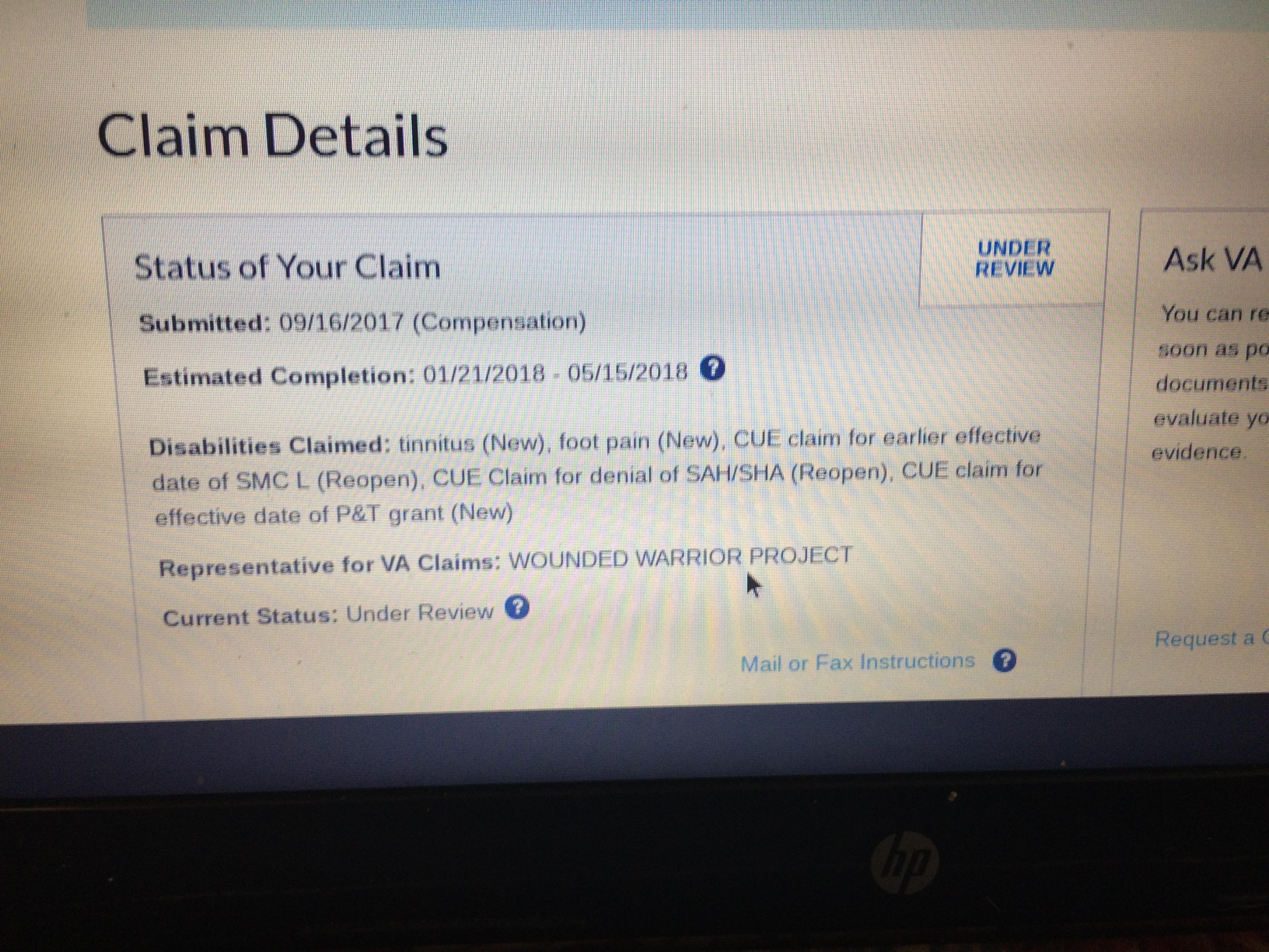 mbl22885's Content - VA Disability Compensation Benefits