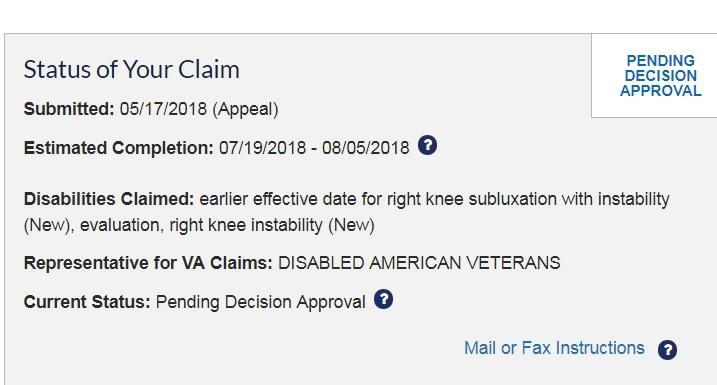 How to Appeal a RAMP decision - Appealing Your Veterans