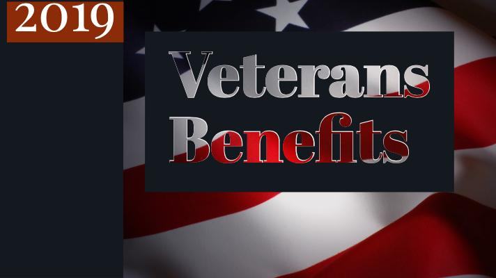 2019 Veterans Benefits