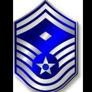 Retired USAF 1st Sergeant