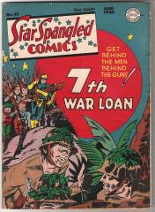 Star Spangled Comics 47