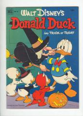 Donald Duck 26 'Trick or Treat'