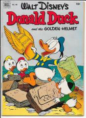 Four Color 0408 'The Golden Helmet' - one of the greats