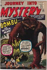 Journey into Mystery 60