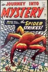 Journey into Mystery 73