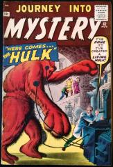 Journey into Mystery 62