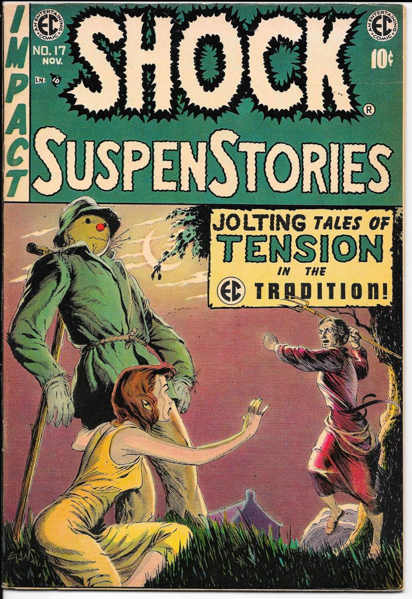 Shock SuspenStories 17