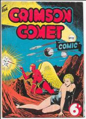 Australian golden (and a few silver) age comics