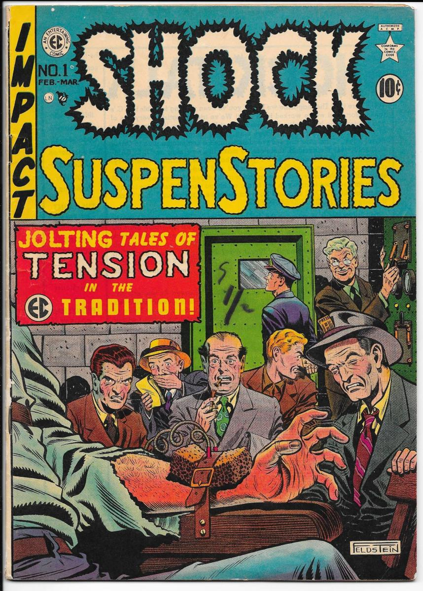 Shock SuspenStories 01