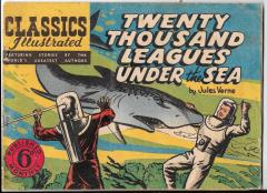 Classics Illustrated 23 (Australian)