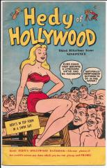 Hedy of Hollywood 3 (Australian)