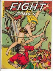 Fight Comics 14 (Australian)